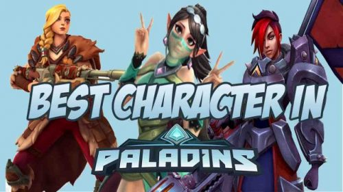 Paladins Champions of the Realm – Best Character Champions in Gameplay