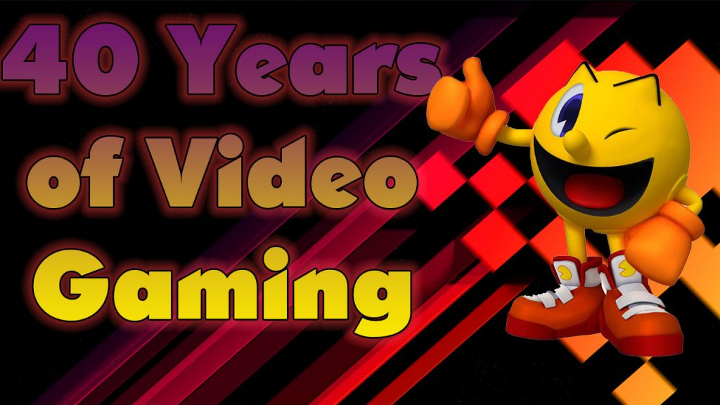 40 Years of Gaming How We Came far in Decades